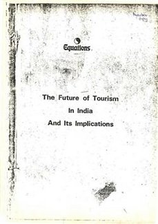 The Future of Tourism in India and its Implications